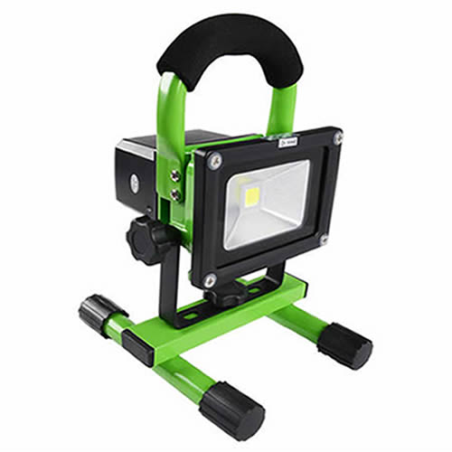 10W Portable led flood light,Rechargeable led  Lighting,Portable LED Work Light 10 Watt,led floodlight Rechargeable